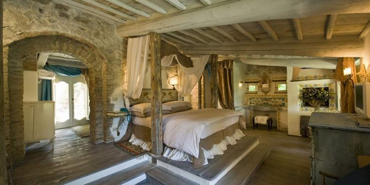 Bed & breakfast romantici